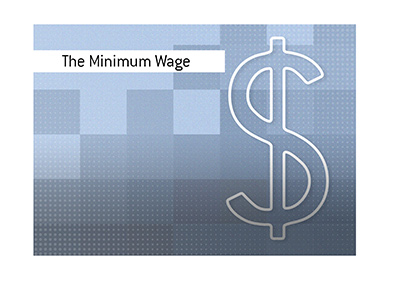 Article about the Minimum Wage in the United States of America.