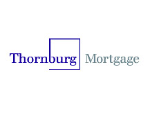 company logo - thornburg mortgage - white background