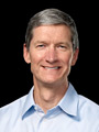 Tim Cook CEO of Apple Inc.