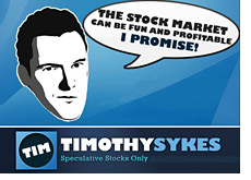 Timothy Sykes Stock Scam