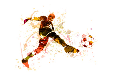 Illustration - World Cup top goalscorer - Russia 2018.
