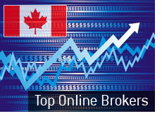 top online stock brokers in canada - discount