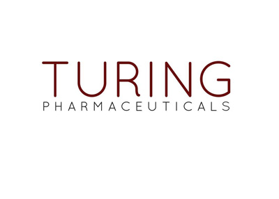 Turing Pharmaceuticals - Company logo - Year 2015