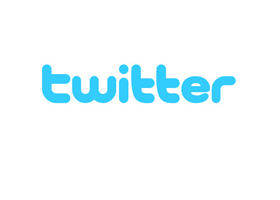 Company logo - Twitter - Light blue colour