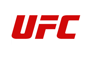 The Ultimate Fighting Championship (UFC) logo - Red colour