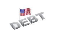 United States Debt - Illustration