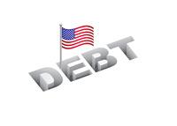 United States Debt - Illustration