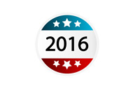US Elections 2016 - Sticker