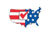 Vote Split - United States - Illustration