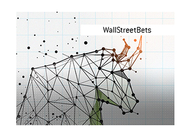 WallStreet Bets - What is it?  Dave defines the meaning of the financial term.
