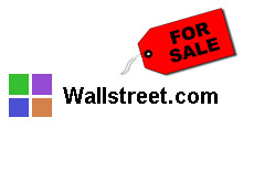 wallstreet.com domain name is for sale - record sale price?