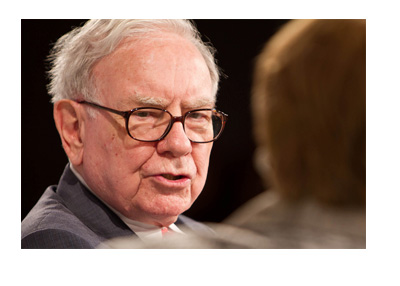Warren Buffett - Photo: Asa Mathat - One on One with -  Year 2011