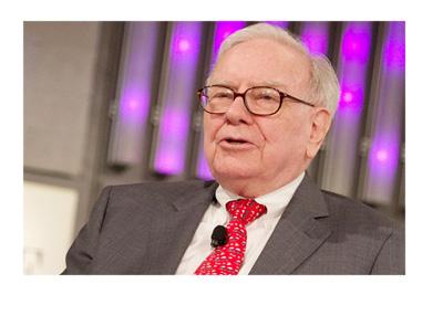Warren Buffett - Stock photo - Interview - October 2011