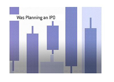 The popular online brokerage was planning an IPO.