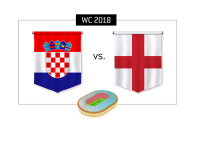 England vs. Croatia - Russia World Cup - Odds and preview - Bet on it!