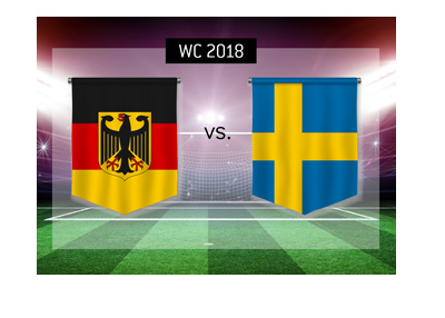 Preview and betting odds for the upcoming 2018 World Cup group stage match between Germany and Sweden.