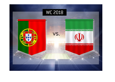 The World Cup 2018 matchup and odds - Portugal vs. Iran - Who is the favourite to win?