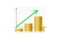 Household Net Worth Growth - Illustration