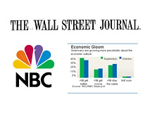 -- wall street journal and nbc - economic survey --