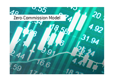 How does the zero-commission model work at discount brokerages?  Dave explains.